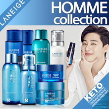 WHAT'S WRONG WITH SECRETARY KIM [LANEIGE] Homme active water/oil control/men skin cream  dual action/emulsion bb essence cleanser