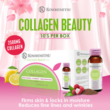 ★Kinohimitsu Beauty Must Have★ - Beauty Collagen 10s Beauty that Glows from Inside Out