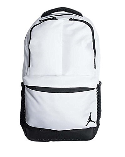dirt cheap incredible prices authentic Nike Air Jordan Off-Court Backpack (White)
