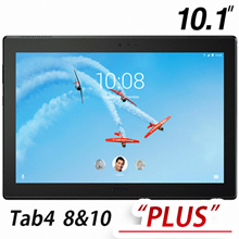 ★2017 NEW!!★ Lenovo Tab4 8 10 Plus 64GB Gaming Tablet / QUALCOMM 625 RAM 4GB / NOUGAT 7.1 /