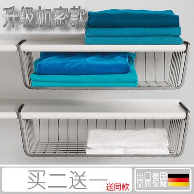 Desktop refrigerator racks closet storage rack cabinet baffle finishing  frame dormitory in the baske