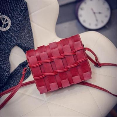 sale 2018 Spring New Fashion Handbag Simple Fence Small Square Women Bag  Mini Shoulder Messenger Bag e335da4b88dd9