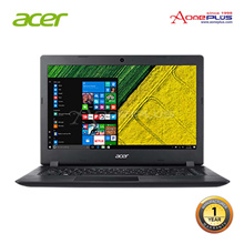 [Buy at RM 1179 with RM 120 Coupon Discount !] Acer Aspire 3 A314-31-C0SG Laptop (Intel N3350 4GB 500GB Intel GPU14inch WIN10) - Obsidian Blac