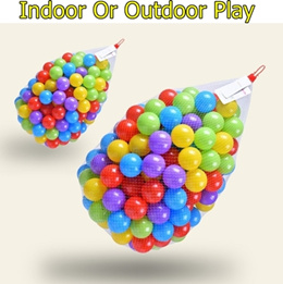 Kids Baby ocean ball play 5.6cm can use outdoor or indoor safe n high quality for tent