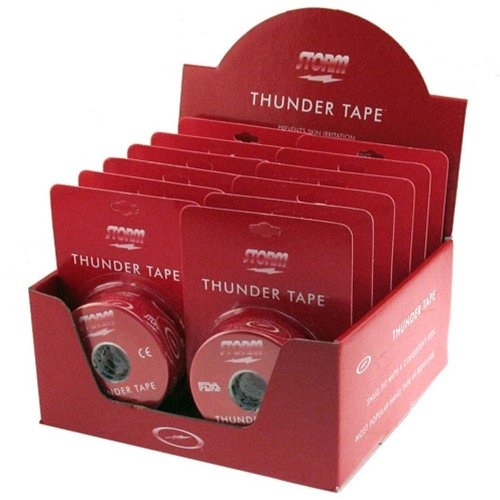 Storm Thunder Fitting Tape Red by Storm Bowling Products