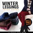 [Best Selling] 2016 Women/ Men Winter Leggings /-15 degree keep warm/ inner wear/ Women pants /plus size ~ Buy 3 Free Shipping ~