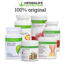 HERBALIFE Milkshake and Herbal Dietary Suplement Help To Lose Your Weight I 100% ORIGINAL FROM USA