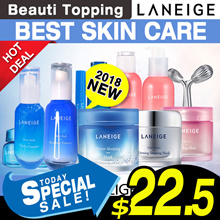 1 - DAY SUPER SALE !! ★ LANEIGE ★ SKIN CARE COLLECTION (WATER BANK / TIME FREEZE / WHITE DEW / CLEAR - C)