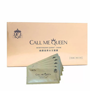 [1box/2box]Hot Promotion!!!Hurry Up!!!Limited time!!! Call Me Queen Moisturizing Queens Mask