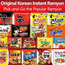 [JK-Commerce]★Original Korea Instant Noodles Collection★Ramen Ramyun Korean Food Spicy Mild kfood