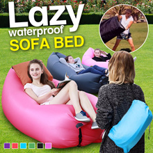 ♥♥Local Seller♥Fast Inflatable★ Lazy Waterproof Sofa Bed ★Premium Quality/Festival Camping Travel