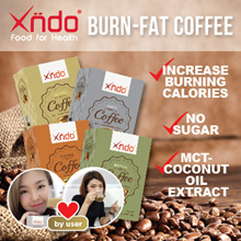 [Bundle of 5] Burn Fat Coffee