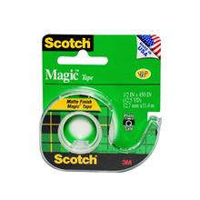 SCOTCH, MAGIC TAPE DISPENSER C104 (INCLUDE TAPE), 1 CORE, 1 PC