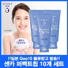 Japan Shiseido SENKA Shan Yu Soft Foaming Cleanser 120g