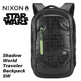 NIXON × STAR WARS  Nixon STAR WARS Star Wars Land lock back pack C2493SW 386831c9e0534