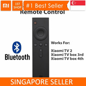 💖LOCAL SELLER💖[Xiaomi TV Box Bluetooth Remote Control] For Xiaomi Tv  - 1stshop sell - EXPORT SET