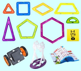 Magetic Sheet No.1-No.20 /Magnet construction toys/ Construction Piece Puzzle Toys /Educational toy