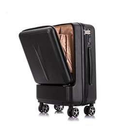 Creative Rolling Luggage Spinner Suitcase Wheels Men Trolley Women Travel bag On Wheel 20 inch Cabin