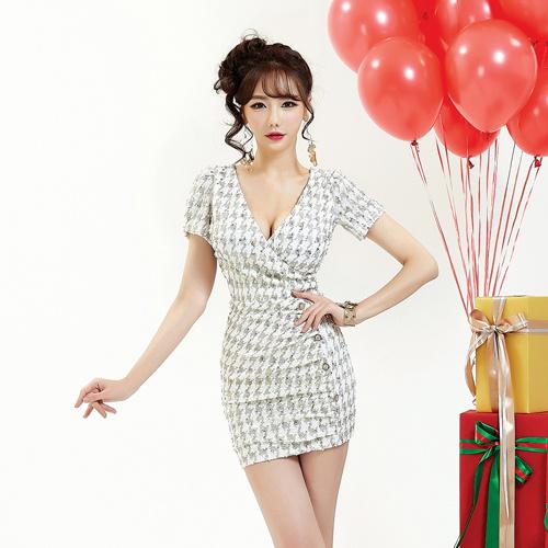 [kaya]★WINTER★冬の新作★ワンピース、ドレス、上品エレガントなドレス、高級でセクシーなワンピース、 高級でセクシーなドレス