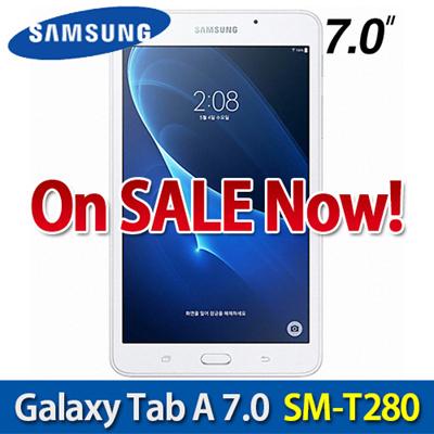 Qoo10 Hot Deal Samsung Galaxy Tab A6 70 Sm T280 New