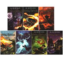 Harry Potter Books 1 to 7 Box Set
