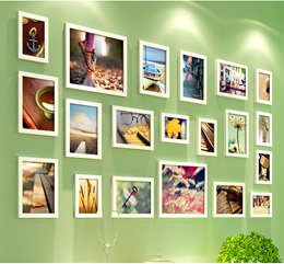 【6 Style】Great Creative Decorating Walls/20pcs photo frames/Decorat Your Home/Be Different