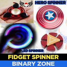 ✪[Fidget Spinners!]✪ Naruto || Heroes || LED || Camo || Many Varieties! || Relieve Stress Game/Toy!!
