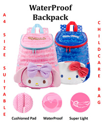 ♥ Cartoon LIGHT WEIGHT School Bag ♥ Childcare Backpack ♥ A4 Size Suitable