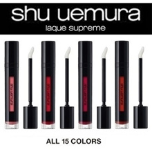 Shu Ue-mur a laque supreme 15 color Hot in Japan and Korea