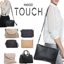 MANGO TOUCH ladies bag shoulder bag cross body bag Sling bag handbag