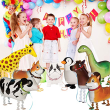 Walking animal Balloons / walking pet balloons / party balloons / helium balloons (1D-13)