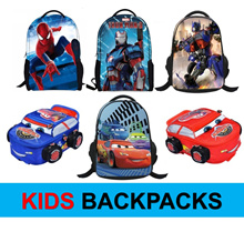40 STYLE Cute Cartoons Backpack Kid children school bag Fashion style Cool Birthday Present