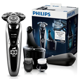 Philips Shaver Series 9000 S9711 Wet and Dry Electric Shaver Smart Clean Pro SmartClean New