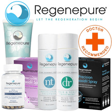 🏥REGENEPURE🏥DR/NT Shampoo🏥Minoxidil Spray Men/Women🏥Biotin Conditioner/Supplement🏥