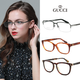GUCCI Eye Glasses for both Men and Women / Luxury / Unisex / Glasses / Q10 x EYESYS Promotion