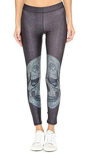 7027191988a5ab ◇Direct from USA◇ Zara Terez Women s Crystal Skull Performance Leggings