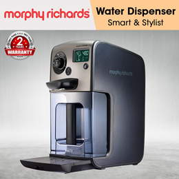 Morphy Richards Hot and Warm Water Dispenser w/ Filter 131004