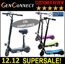 【SELL AT LOSS】 LOWEST PRCE! FREE SHIPPING! Good Quality Electric Scooter! Best giftS