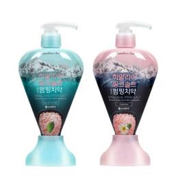 Himalaya Pink Salt Pumping Toothpaste 285g x 2ea/Bundle of 2/Dental Care/Bamboo salt toothpaste