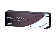 Alcon Dailies Total 1 Water Gradient One-Day Contact Lenses (30pcs/box) PWR -0.50 ~ -5.00
