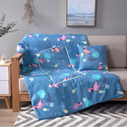 2 in 1 Cushion Pillow Blanket Size 40*40