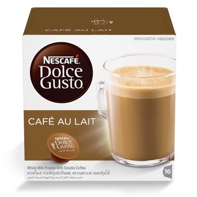Cafe Au Lait (16S)