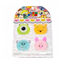 Disney Tsum Tsum Crystal Deco Sticker - Winnie The Pooh