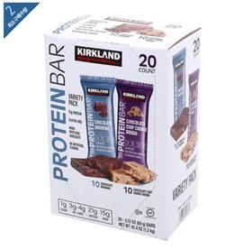 Kirkland Signature Protein Bar 1.2 kg ( 60g x 20 pieces)