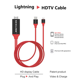 Latest Apple Lightning To Hdtv Hdmi Cable 2m