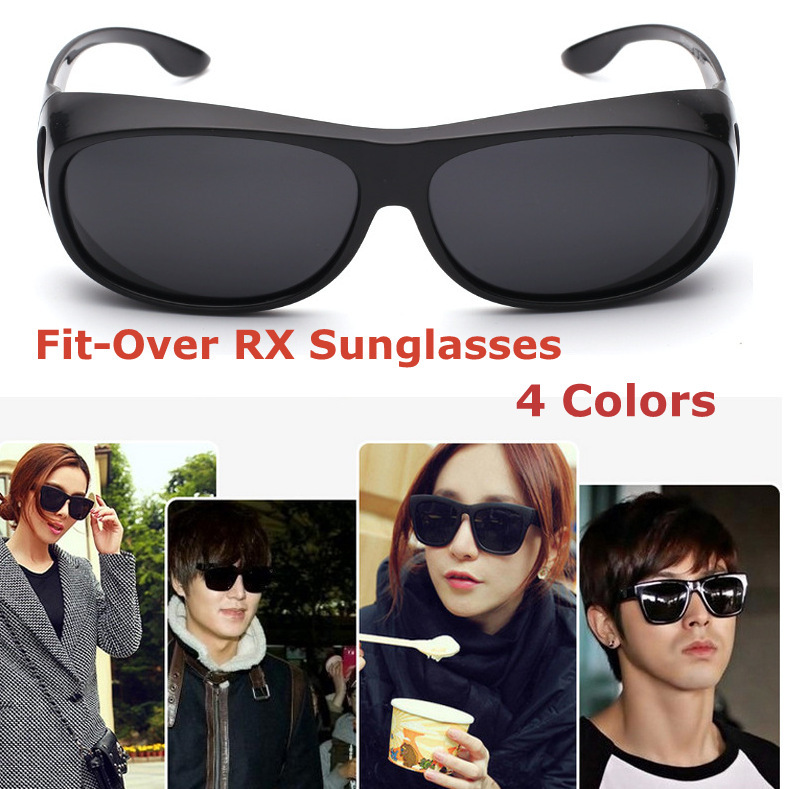 594ffdd012 fit to viewer. prev next. Polarized Fit-Over Specs Sunglasses  ...