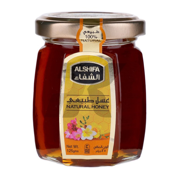 AL Shifa-Natural Honey 125 g Deals for only Rp42.000 instead of Rp42.000