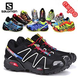 Men #SALOMON Athletic Shoes#Running Outdoor Sneakers/5color/39-46 sizes
