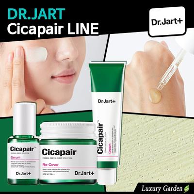 [Dr.Jart+] 100%正品+韓國直送 再生護面霜 / 皮膚保養 Cicapair Cream/ Cicapair Re-cover Cream