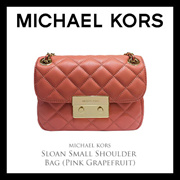 9b09883e74 Quick View Window OpenWish. Michael Kors rate 0. Michael Kors Sloan Small  Shoulder Bag (Pink Grapefruit)